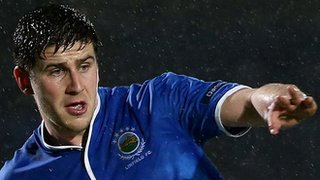 Linfield's Mark Haughey is set to face his old club Glenavon at Windsor Park
