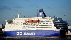 MS King Seaways