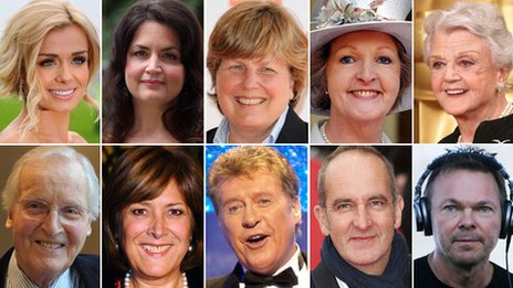 New Year's Honours recipients