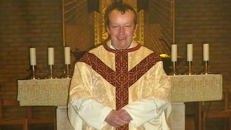 Father Joseph Williams