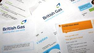 Energy bills generic