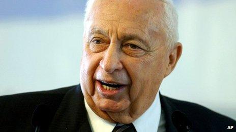 Ariel Sharon (2004)