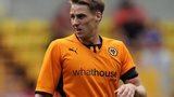 Wolves midfielder David Edwards