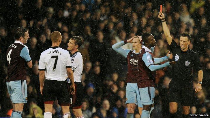 Fulham 2-1 West Ham