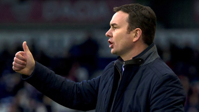 Interview - Ross County boss Derek Adams