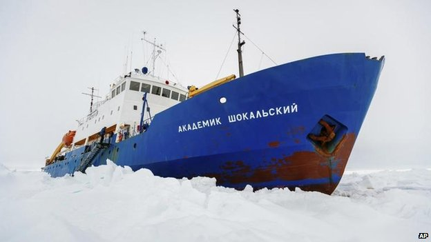 Akademik Shokalskiy, 27 Dec
