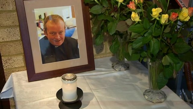 Father Joe Williams