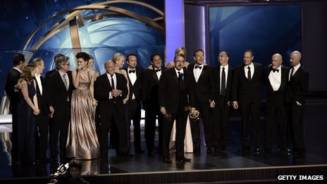 Cast and crew of Breaking Bad