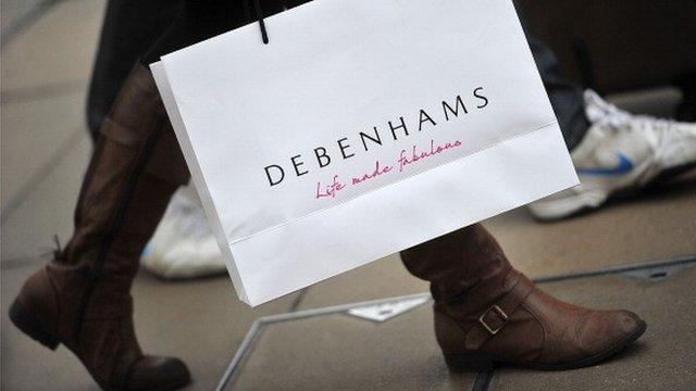 Picture of Debenhams bag