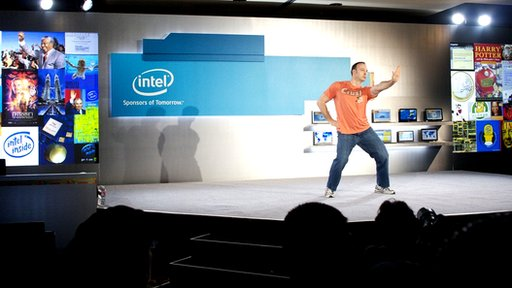 Intel at CES in 2013