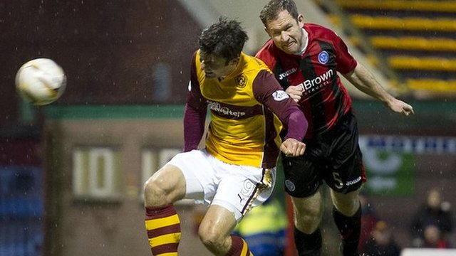 Highlights - Motherwell 4-0 St Johnstone