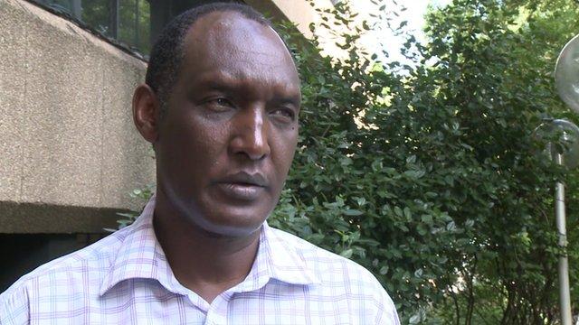 Faustin Kayumba Nyamwasa