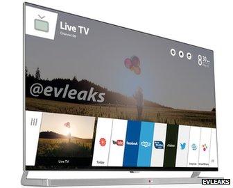 LG leaked image