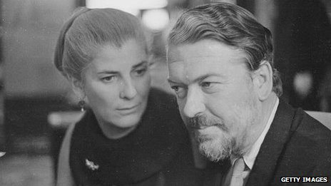 Elizabeth Jane Howard and Kingsley Amis