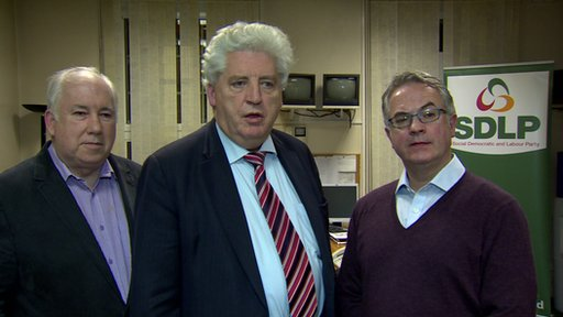 The SDLP endorsed the Haass proposals at a meeting on Thursday night