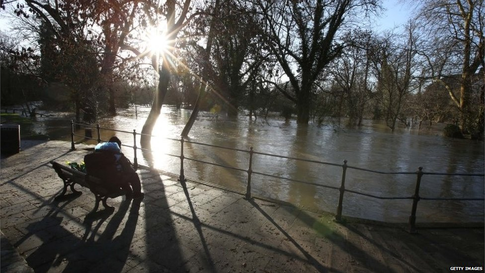 In Pictures More Flooding For UK