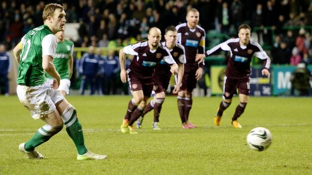 Highlights - Hibernian 2-1 Hearts