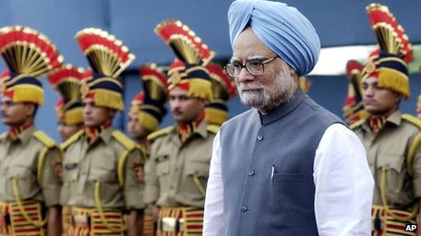 Manmohan Singh, Aug 2005