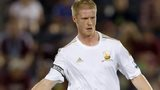 Defender Alan Tate