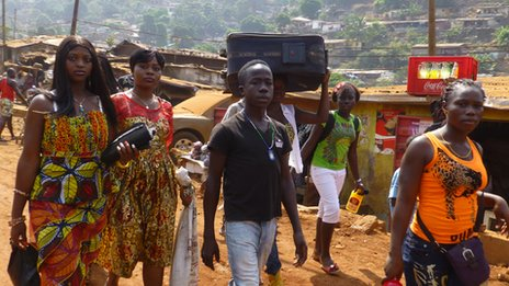Freetown Residents