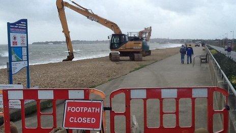 Preston Beach Weymouth