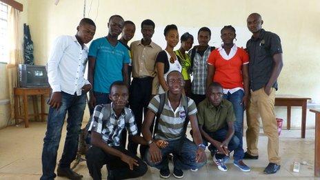 Freetown Baton Supporters