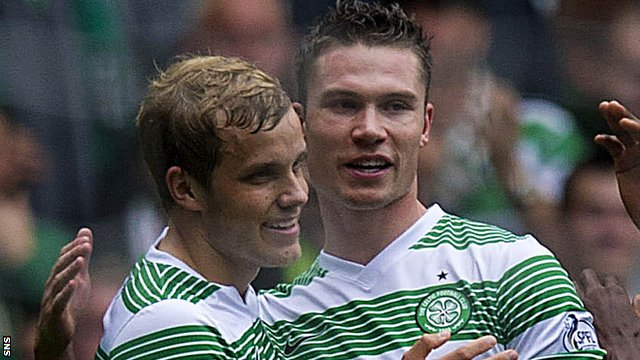 Teemu Pukki and Derk Boerrigter are in the wrong movie at Celtic, according to Paul Brennan