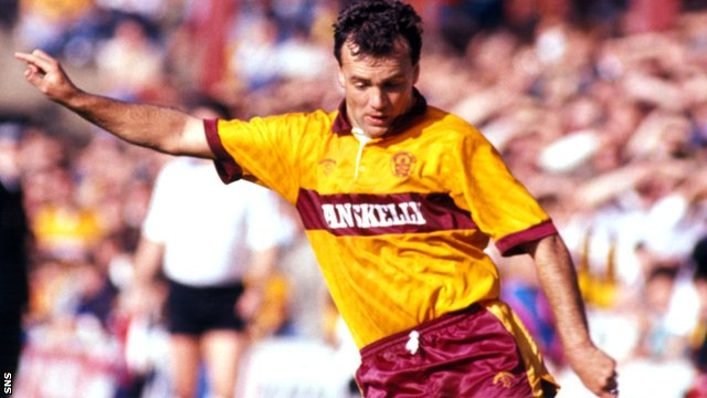 Motherwell supporter Keith Crane has no doubt that Davie Cooper was the club's best ever signing