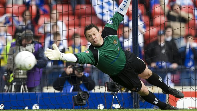 St Johnstone supporter Jamie Beatson reckons Alan Main was one of the best goalkeepers never to be capped for Scotland