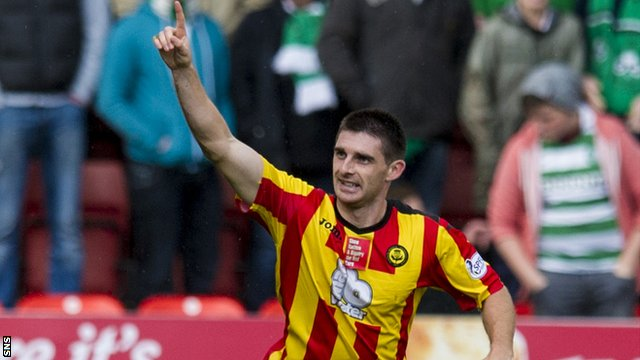 Kris Doolan's journey from junior football to the top flight makes him Gordon McKie's favourite Thistle signing