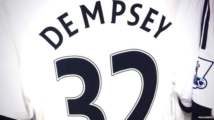 Clint Dempsey shirt
