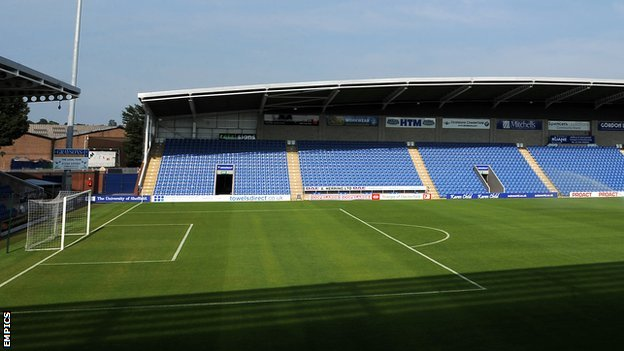 Chesterfield's Proact Stadium