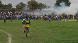 Crowd trouble at Malawi league game between Mighty Wanderers and Silver Strikers