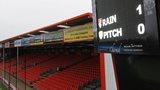 Bournemouth scoreboard