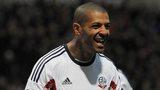 Bolton striker Jermaine Beckford