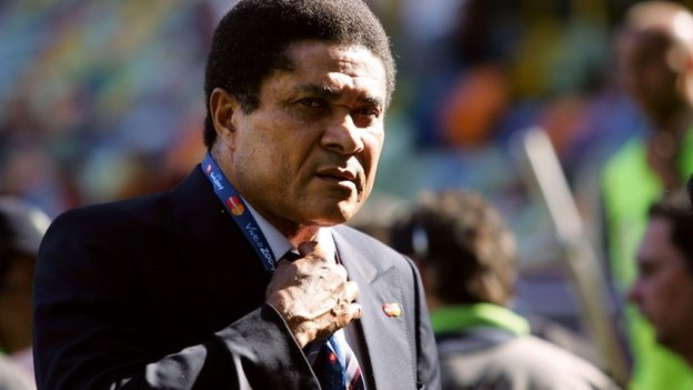 Portugal football legend Eusebio