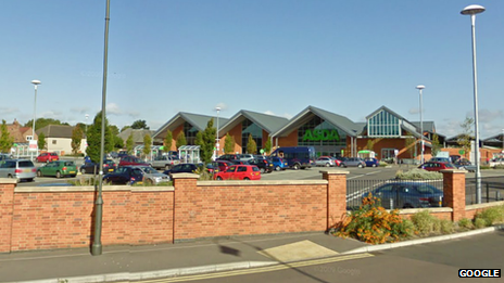 Asda, Church Street, Biggleswade