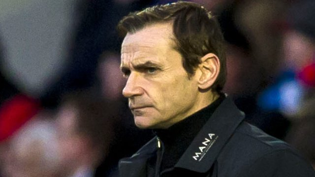 Interview - St Mirren boss Danny Lennon