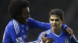 Oscar and Willian