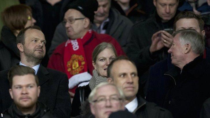 Manchester United former manager Sit Alex Ferguson