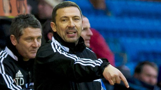 Interview - Aberdeen boss Derek McInnes