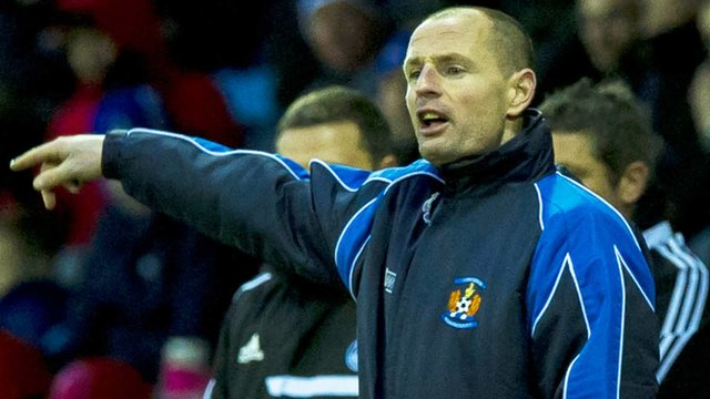 Interview - Kilmarnock boss Allan Johnston