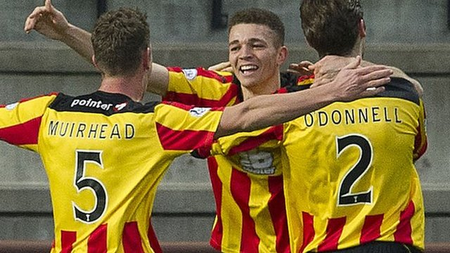 Highlights - Hearts 0-2 Partick Thistle