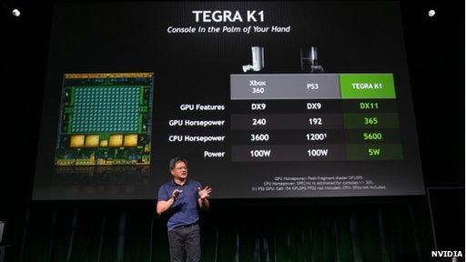 Nvidia press conference