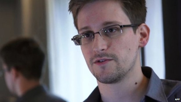 File photo: Edward Snowden