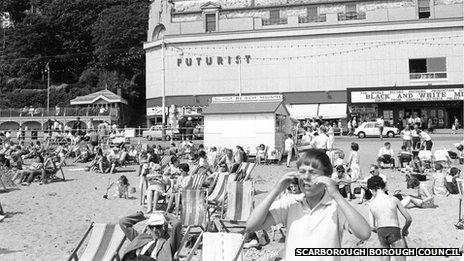 The Futurist, Scarborough