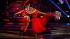 Susanna Reid and partner Kevin Clifton in the Strictly final