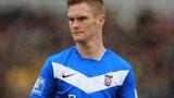 York City striker Jason Walker