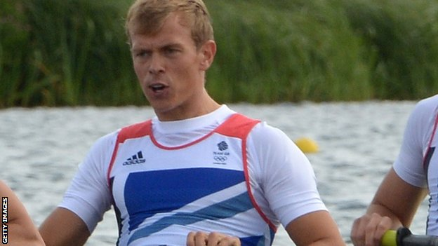 Rob Williams, Team GB Olympic rower