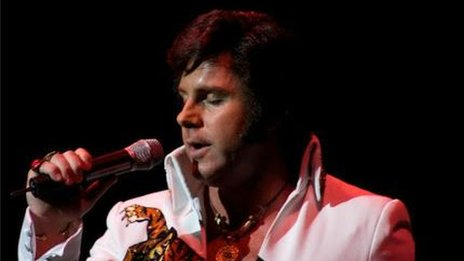 johnny lee memphis, elvis winner in birmingham